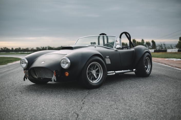 Cobra 427 replica , 302 engine